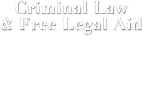 Criminal Law Solicitor