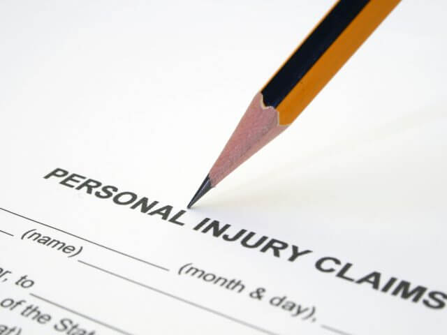 Personal Injury Claims - Expert, Clear and Concise Legal Advice